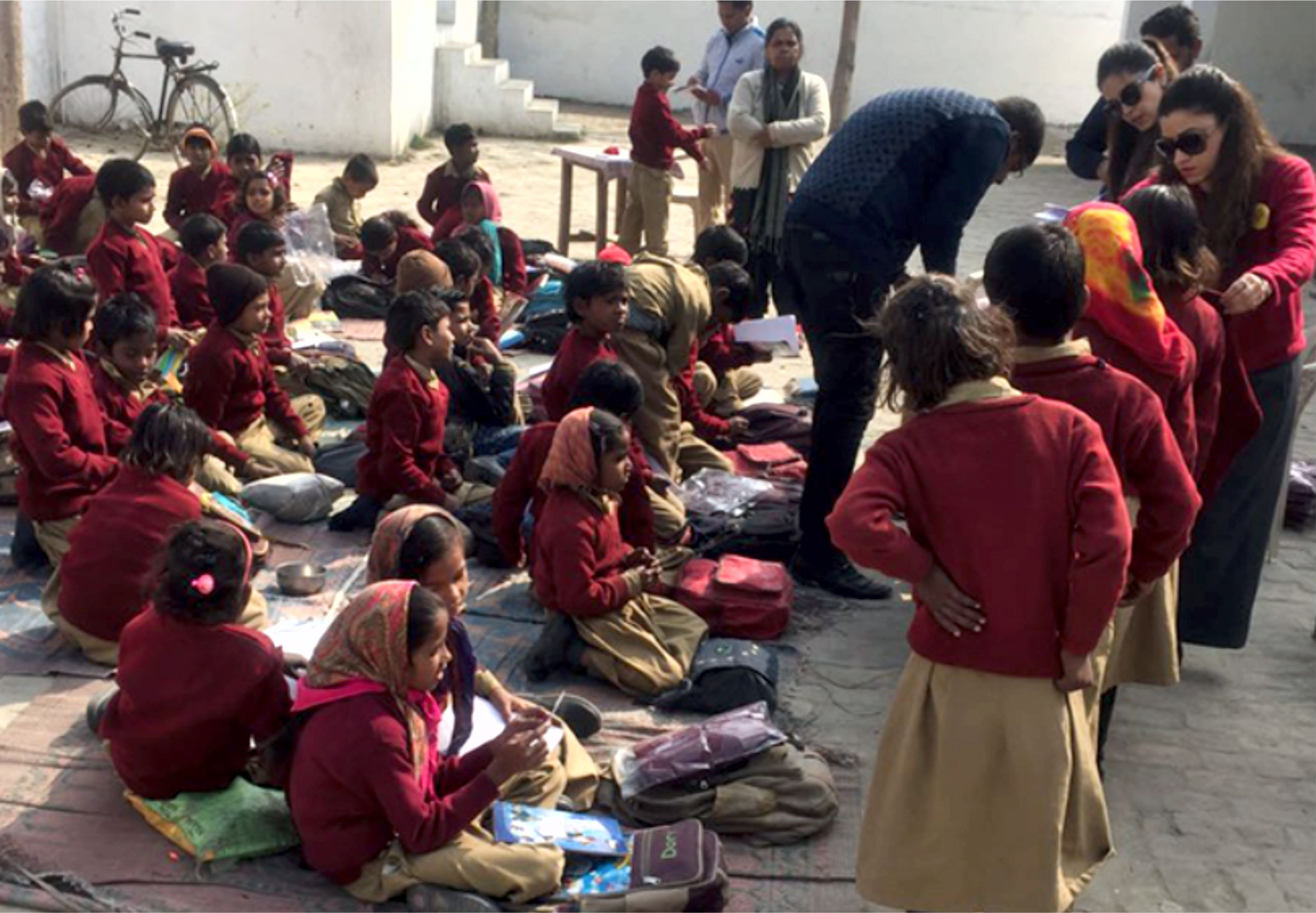 Shiksha, a drive to promote Education and Hygiene in the Society