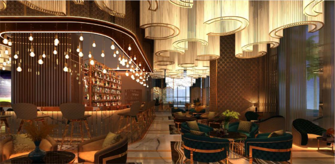 M3M City of Dreams - Luxury Boutique Floors