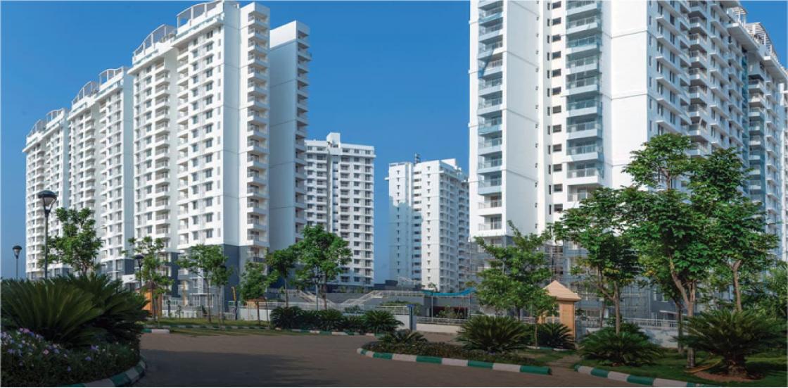 Puravankara Purva Promenade